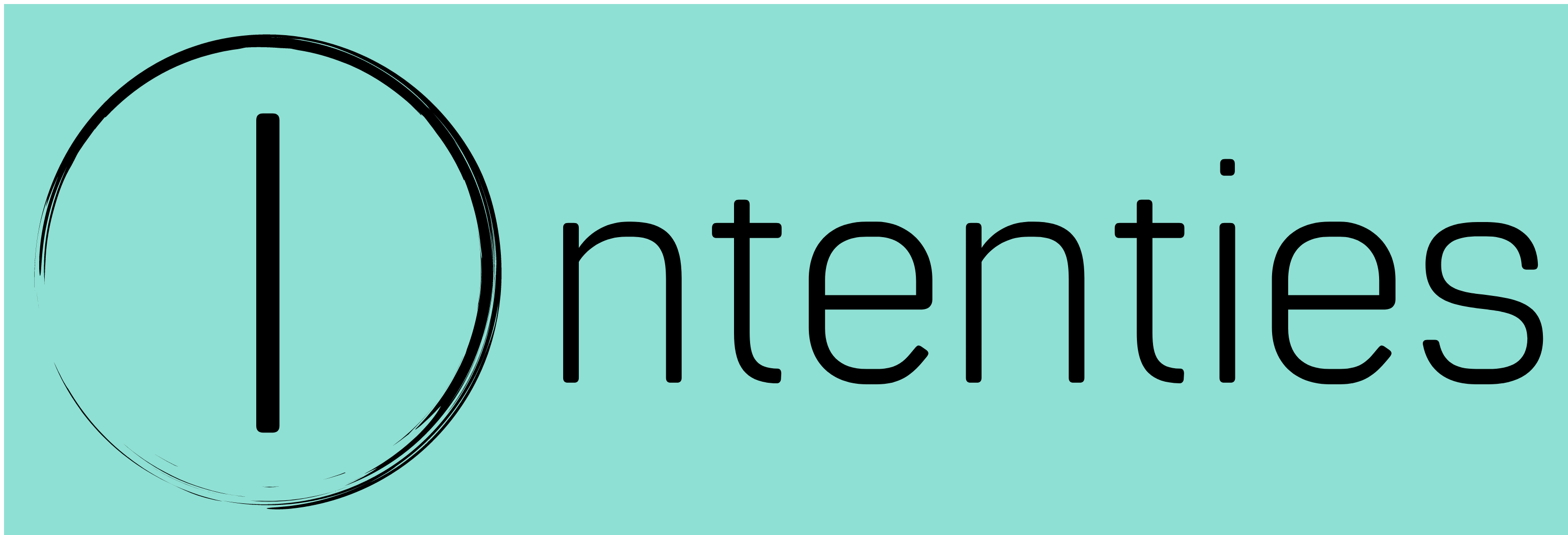 Intenties